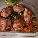 Kurczak zapiekany z...