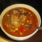 Pyszna zupa gulaszowa