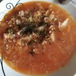 Zupka gołąbkowa