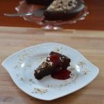 Ciasto czekoladowe bez...
