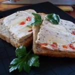 Smaczek drobiowy z serem