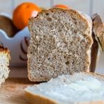 Chleb na suchym zakwasie...