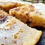Słynne ciasto z patelni...