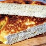 Chleb bez piekarnika....