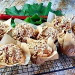 Muffinki z truskawkami,...