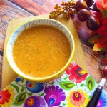 Zupa krem z jesiennych...