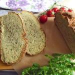 Chleb sodowy z serem