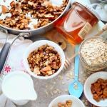 Szybka granola z patelni