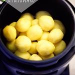 Jak ugotować ziemniaki...