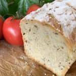 Domowy chleb ze...