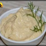 Pasta czosnkowo-fasolowa