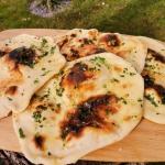 Idealne chlebki Naan