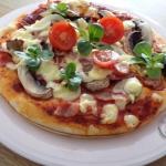 Pizza na grubym...