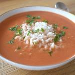 Zupa pomidorowa z rosołu