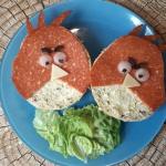 Kanapki  Angry Birds