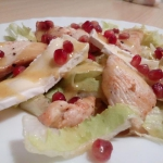 Sałatka z kurczakiem
