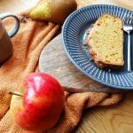 Ciasto gruszkowo-dyniowe