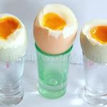 Ile gotować jajko na...