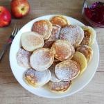 Mini placuszki/pancakes