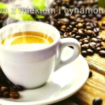 Kawa z miodem i...