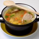 Zupa krupnik tradycyjny...