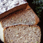Chleb żytni na...