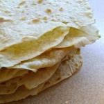 Tortille pszenne –...
