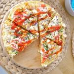 Pizza z patelni bez...
