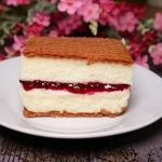 Mannowiec – ciasto z...