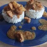 Szynka z curry