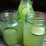 Lemoniada z zielonym...