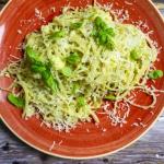 Spaghetti cytrynowe....