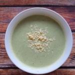 Zupa krem z brokułów z...