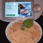 Hummus z suszonymi...