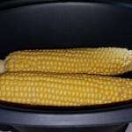 Gotowanie kukurydzy w...