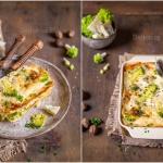 Kalafiorowa lasagne z...