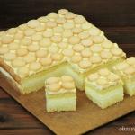 Ciasto z serkow Danio