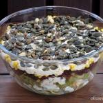 Salatka swiateczna