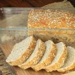 Chleb na suchych...