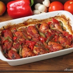 Kurczak po balkansku