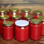 Przecier pomidorowy na...