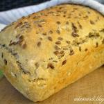 Chleb pszenno-zytni z zia...