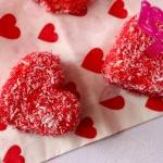 Walentynkowe lamingtony