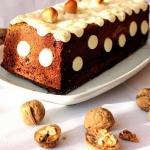 Ciasto mocno czekoladowe...