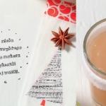 gruszka + mleko waniliowe...