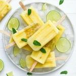 ananas + limonka + gruszk...