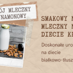 Cynamonowe mleko...
