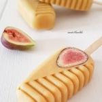 mango + maslo migdalowe +...