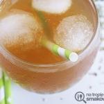 czystek + limonka + miod