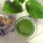 melisa cytrynowa + gruszk...